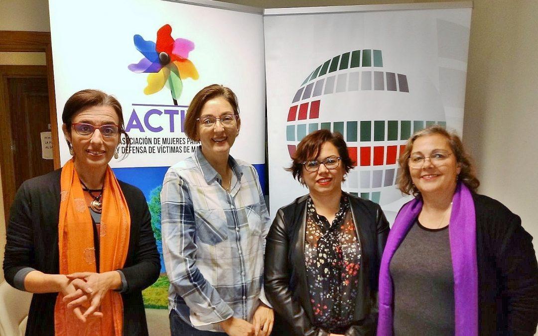 Convenio de colaboración con la Asociación Activa